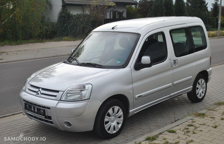 Citroën Berlingo 1,6 benzyna gaz multispece klimatyzacja 2 x boczne drzwi opłacony 1