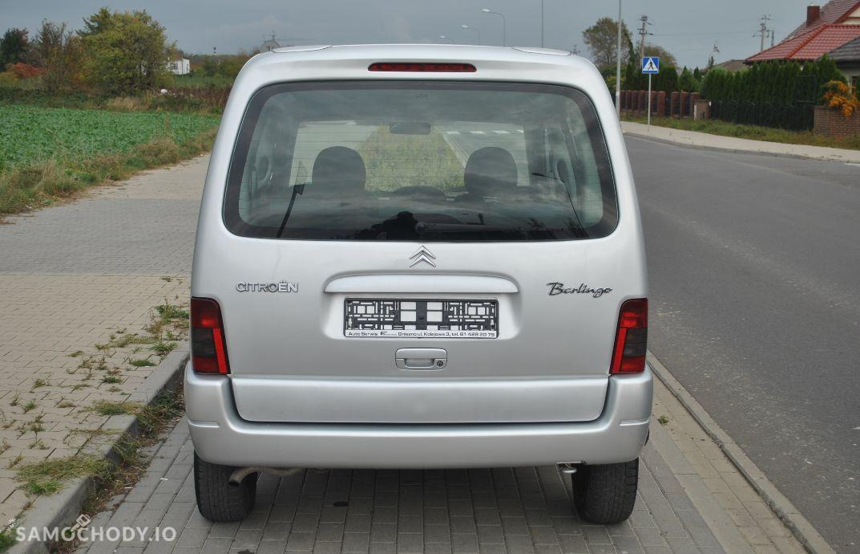 Citroën Berlingo 1,6 benzyna gaz multispece klimatyzacja 2 x boczne drzwi opłacony 37
