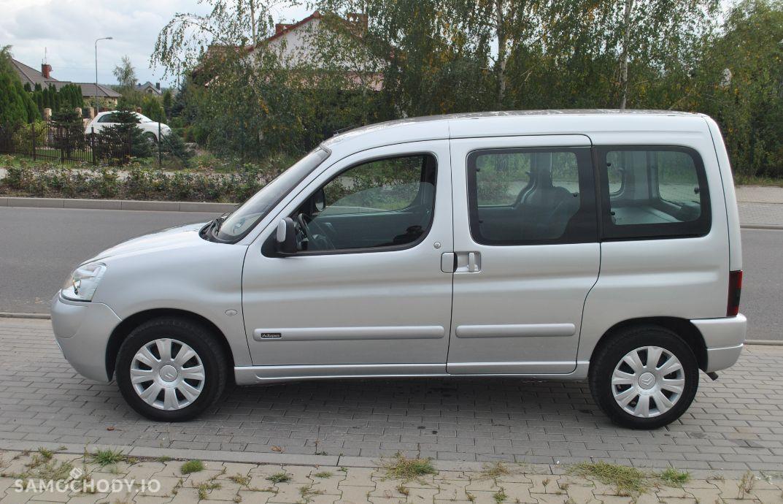 Citroën Berlingo 1,6 benzyna gaz multispece klimatyzacja 2 x boczne drzwi opłacony 46