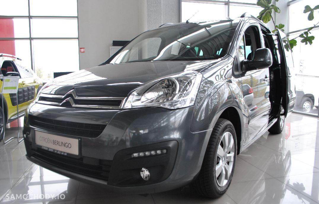 Citroën Berlingo Citroen Berlingo 1.6 HDi 100KM MORE LIFE 2