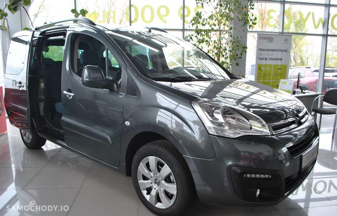 Citroën Berlingo Citroen Berlingo 1.6 HDi 100KM MORE LIFE 11