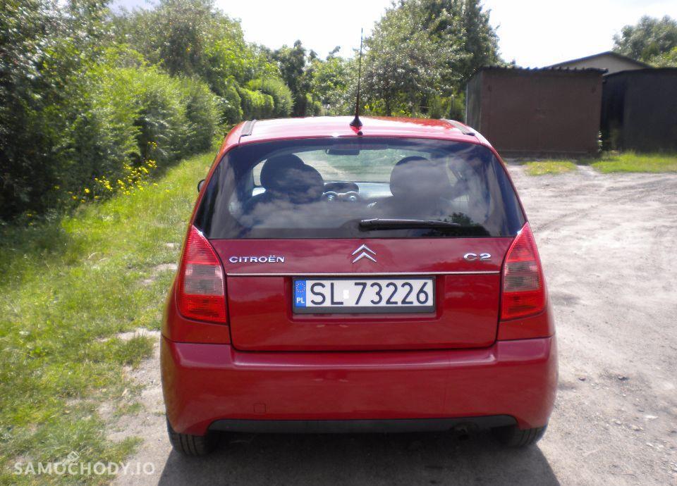 Citroën C2 osoba prywatna 7