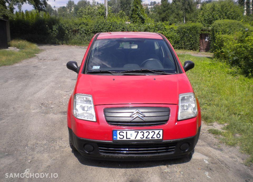 Citroën C2 osoba prywatna 1