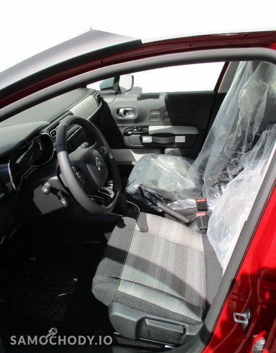 Citroën C3 1.2PT 110KM Shine ekran dotykowy 7 cali, kamera cofania, bluetooth USB 22