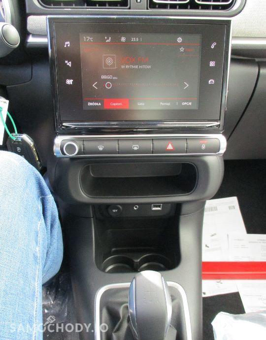 Citroën C3 1.2PT 110KM Shine ekran dotykowy 7 cali, kamera cofania, bluetooth USB 37