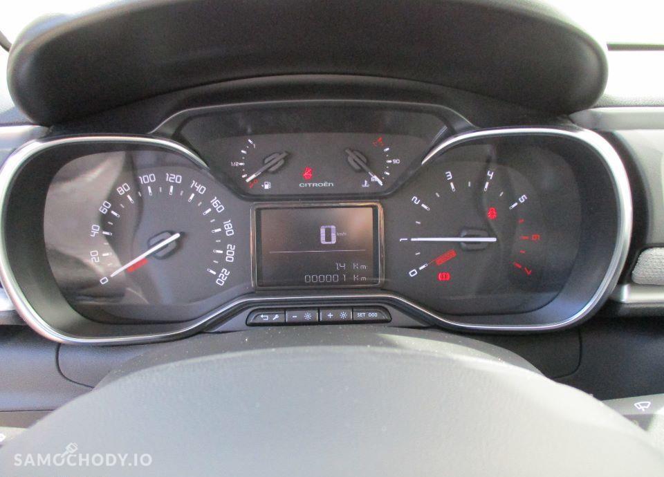 Citroën C3 1.2PT 110KM Shine ekran dotykowy 7 cali, kamera cofania, bluetooth USB 16