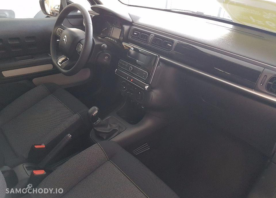 Citroën C3 1,2 82km Feel + ciemne szyby + felgi 16 cali 7