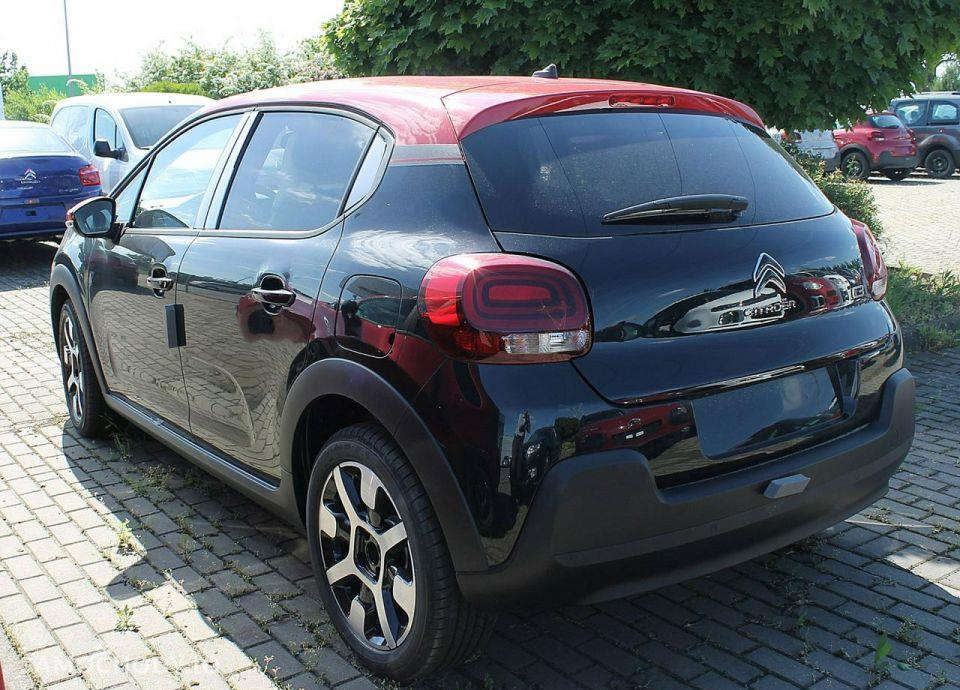 Citroën C3 1.2 PureTech 110 km Shine 7