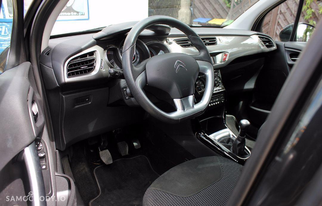 Citroën C3 1.6 HDI Exclusive Klimatronic PDC Duża Szyba Alu Tempomat Chrom Serwis 11