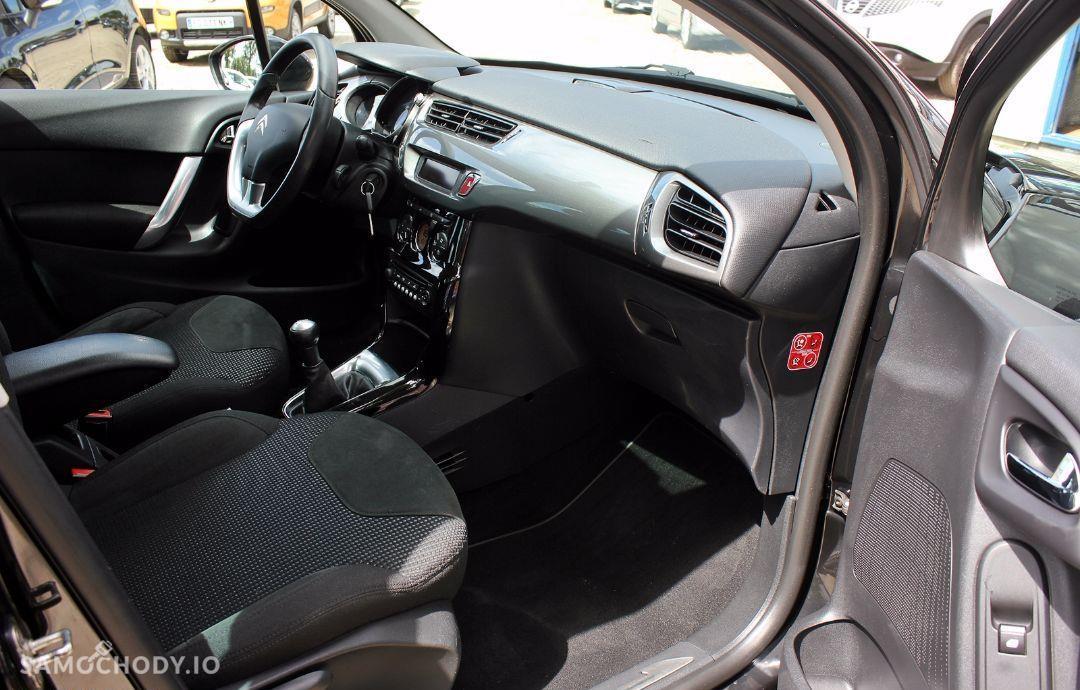 Citroën C3 1.6 HDI Exclusive Klimatronic PDC Duża Szyba Alu Tempomat Chrom Serwis 16