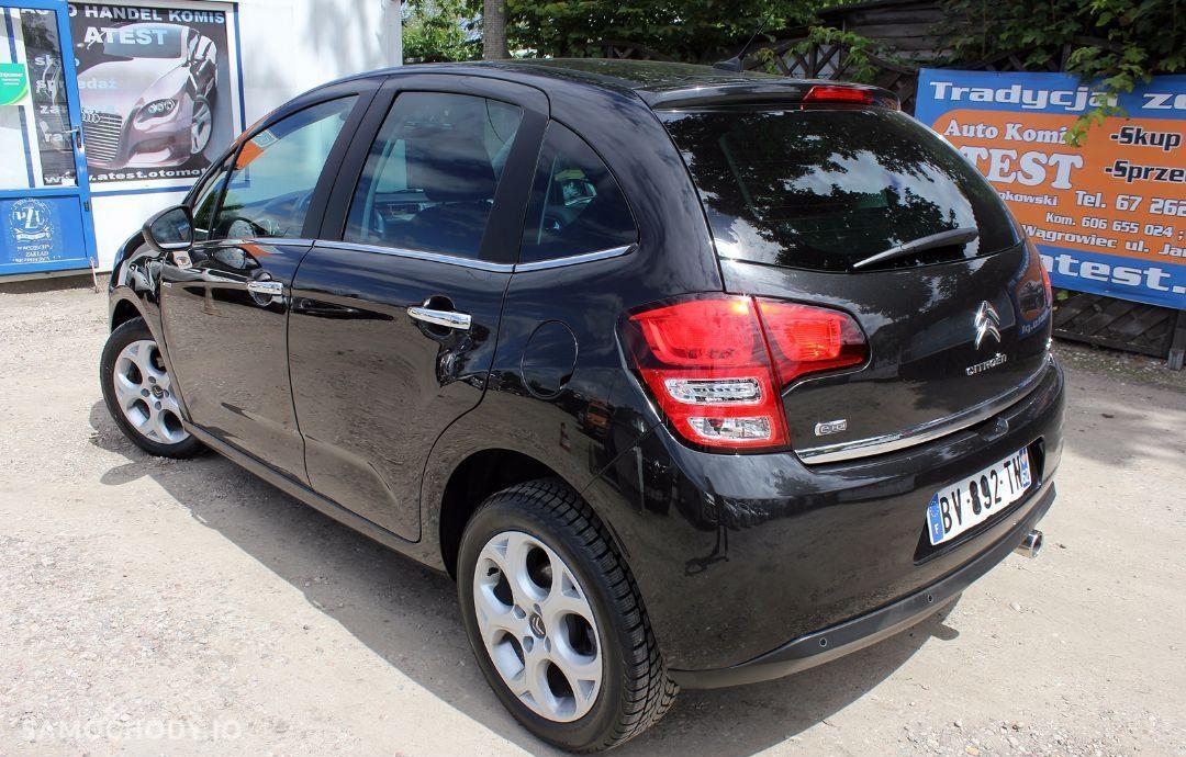 Citroën C3 1.6 HDI Exclusive Klimatronic PDC Duża Szyba Alu Tempomat Chrom Serwis 2