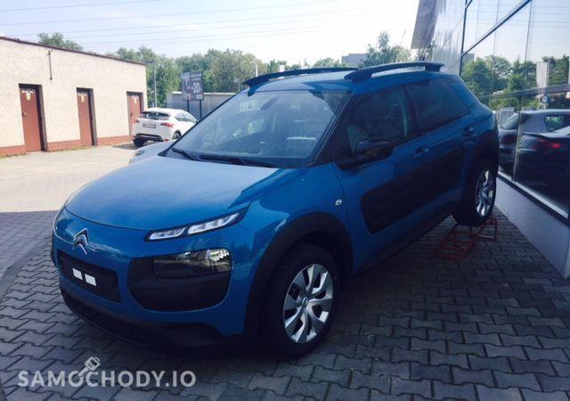 Citroën C4 Cactus 1.2 PureTech 82 MORE LIFE Baltic Blue 1