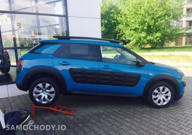 Citroën C4 Cactus 1.2 PureTech 82 MORE LIFE Baltic Blue 4