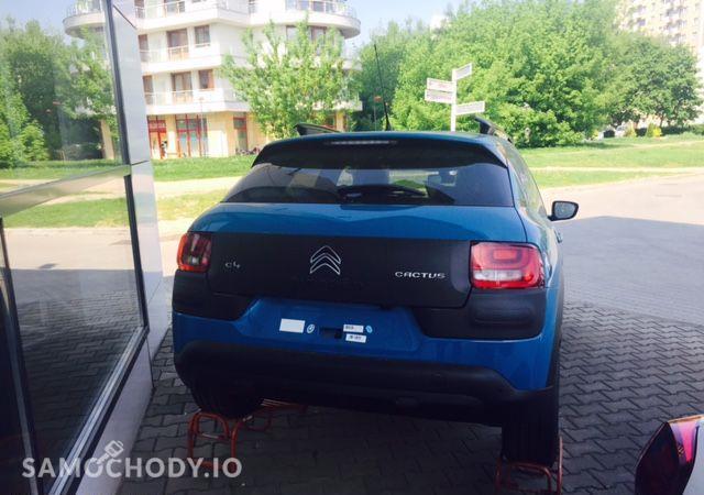 Citroën C4 Cactus 1.2 PureTech 82 MORE LIFE Baltic Blue 2