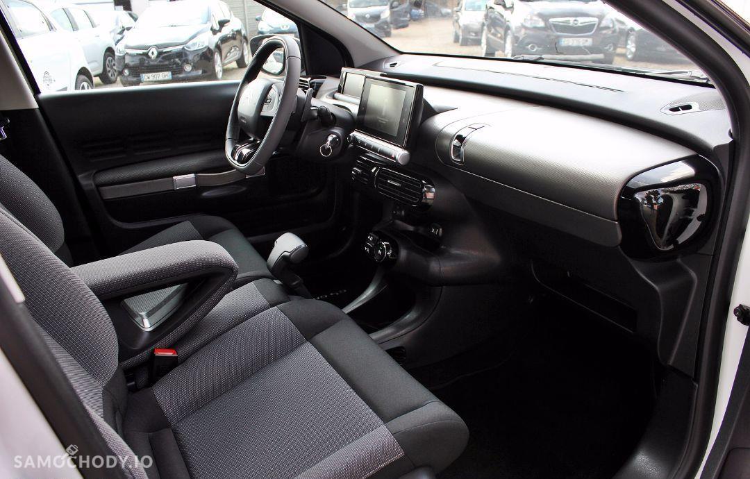 Citroën C4 Cactus 1.2 Benzyna Klima Automat Alu Tempomat Komputer 12 tyś/km 16