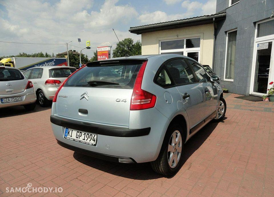 Citroën C4 1.6 Benzyna 109 tys.km przebieg Jak Nowy z Niemiec 4