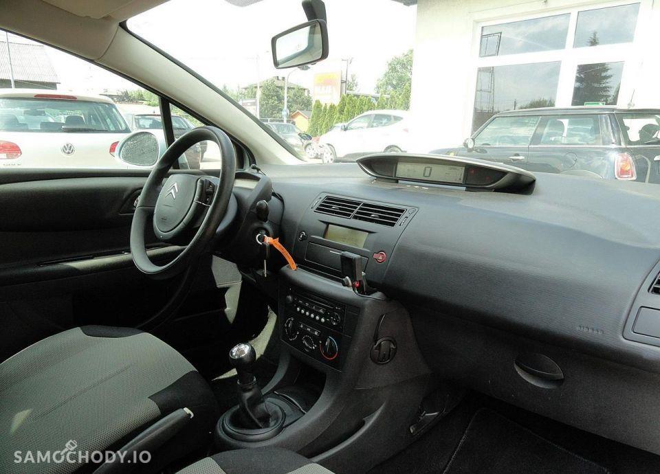 Citroën C4 1.6 Benzyna 109 tys.km przebieg Jak Nowy z Niemiec 11