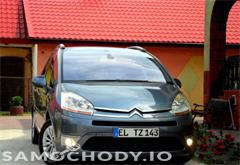 citroen c4 picasso z województwa mazowieckie Citroën C4 Picasso 2.0 HDI 136 KM 7 Osób 100% bezwypadkowy