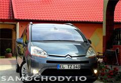 citroen c4 picasso Citroën C4 Picasso 2.0 HDI 136 KM 7 Osób 100% bezwypadkowy