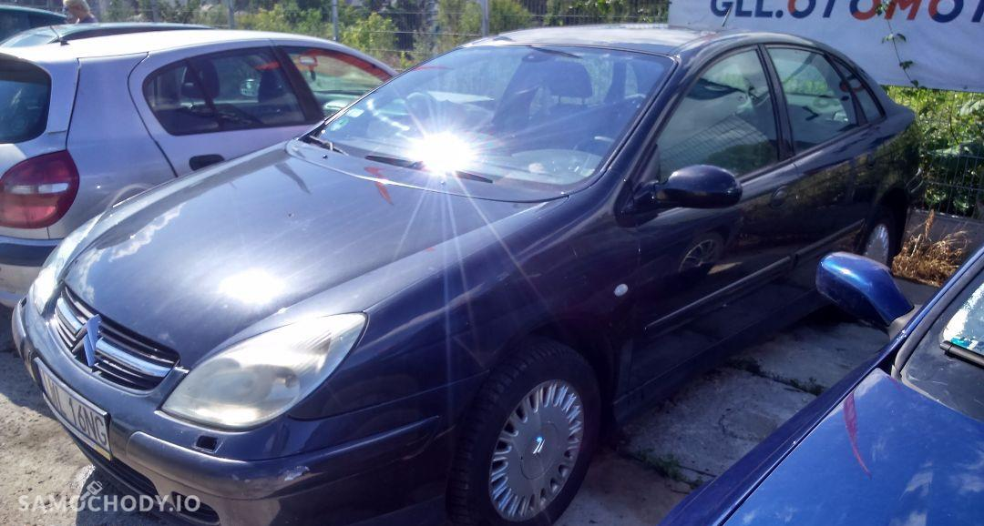 Citroën C5 2.2 HDI 133KM, pneumatyka, stan dobry, uszk silnik, WWA! 1