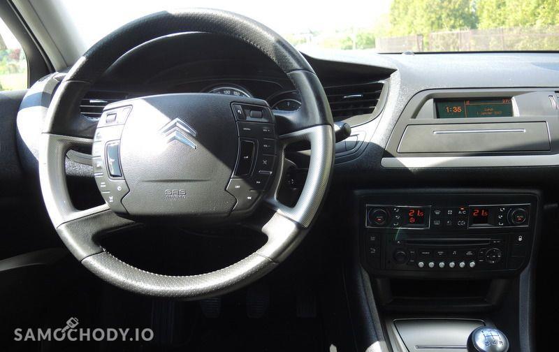 Citroën C5 1,6HDI 110KM 2010r Klimatronik 100% BEZWYPADKOWY PIĘKNY 22