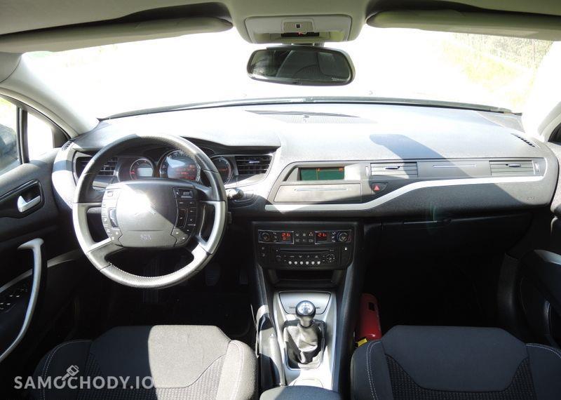 Citroën C5 1,6HDI 110KM 2010r Klimatronik 100% BEZWYPADKOWY PIĘKNY 11