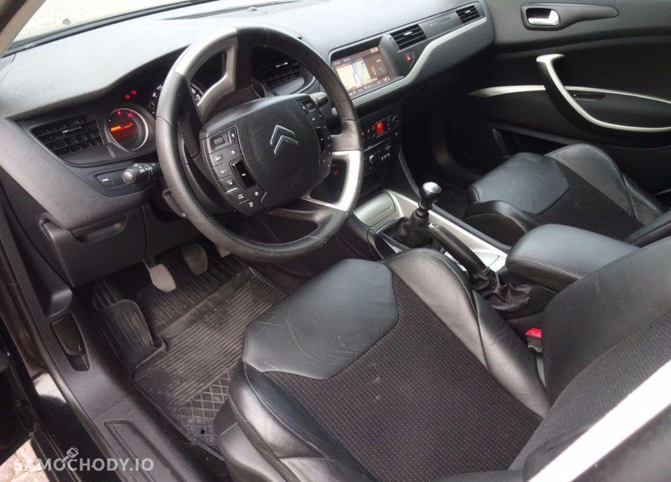 Citroën C5 C5 Kombi NAVI skóra, Pierwsza rejstracja 2011 92