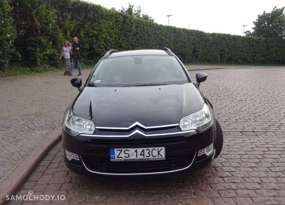 Citroën C5 C5 Kombi NAVI skóra, Pierwsza rejstracja 2011 11