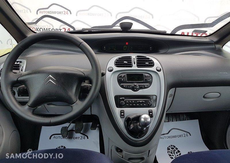 Citroën Xsara Picasso Bezwypadek - Oryginalny Przebieg - Fabryczna Powłoka Lakiernicza 16