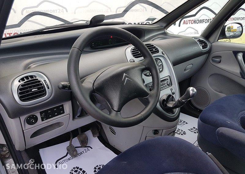 Citroën Xsara Picasso Bezwypadek - Oryginalny Przebieg - Fabryczna Powłoka Lakiernicza 11