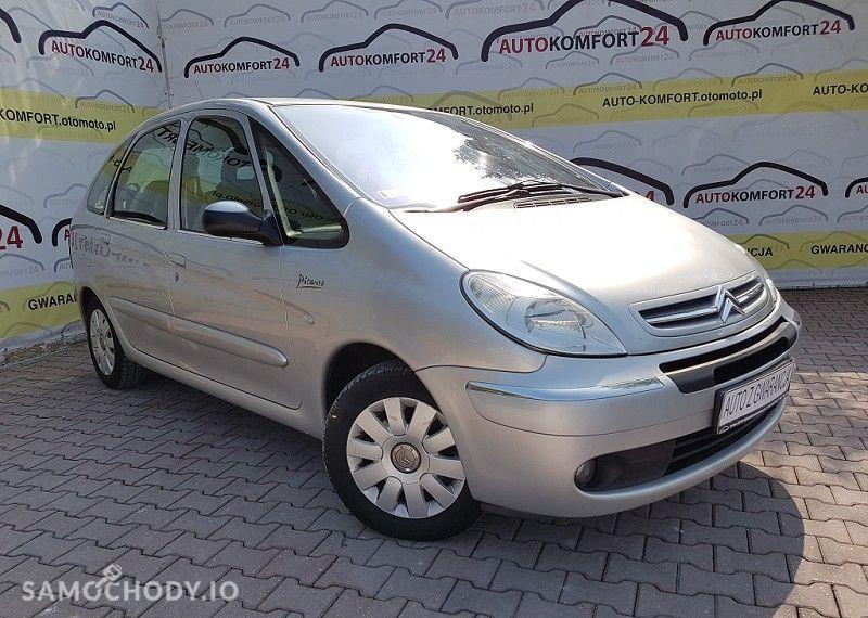 Citroën Xsara Picasso Bezwypadek - Oryginalny Przebieg - Fabryczna Powłoka Lakiernicza 4