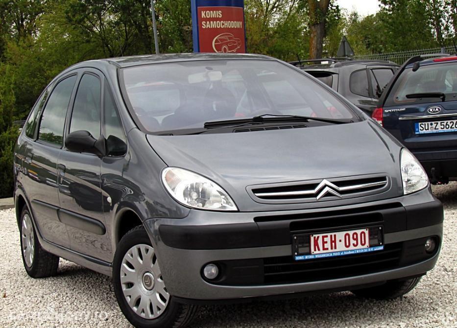 Citroën Xsara Picasso 1,6HDI ABS, ESP, 110KM, Klima 2