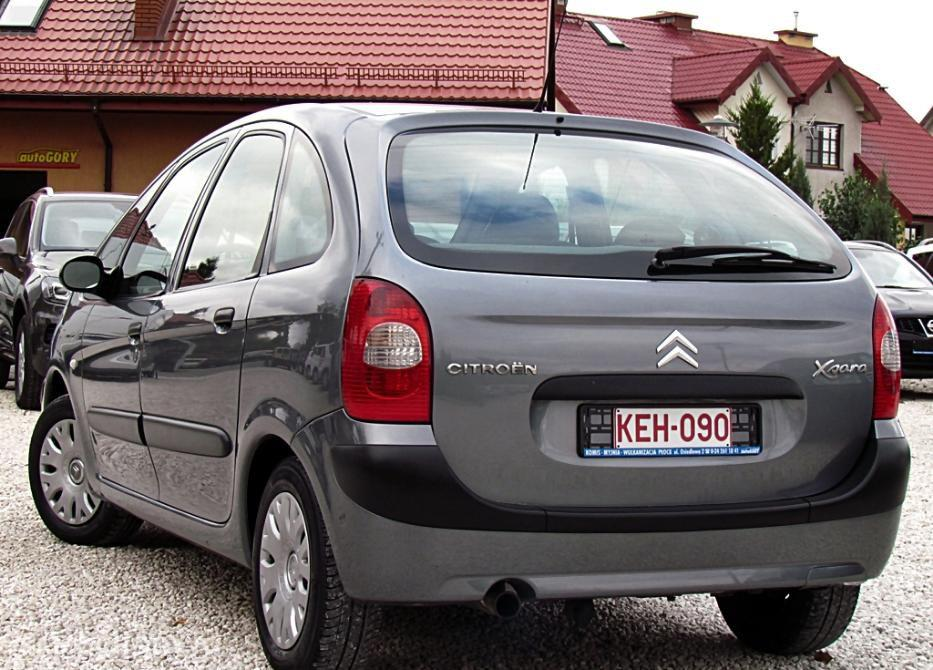 Citroën Xsara Picasso 1,6HDI ABS, ESP, 110KM, Klima 4