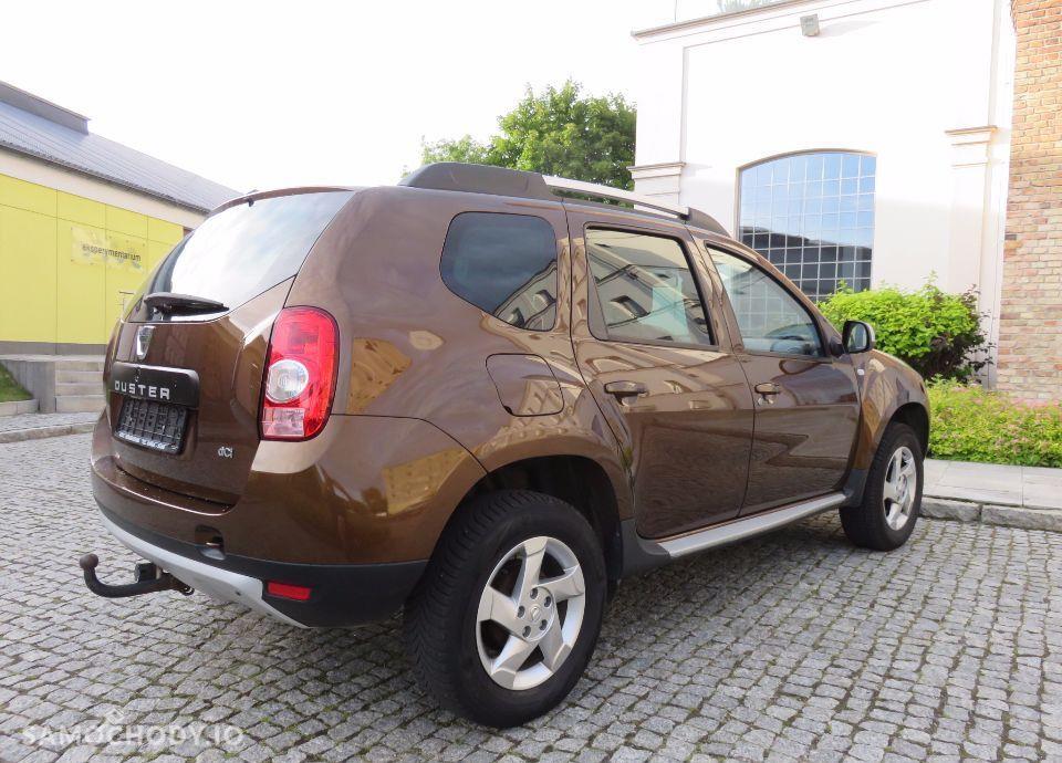 Dacia Duster 1.5 Dci , Wersja PRESTIGE, FULL, 4x4, bezwypadkowy ZOBACZ! 4