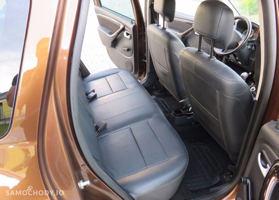 Dacia Duster 1.5 Dci , Wersja PRESTIGE, FULL, 4x4, bezwypadkowy ZOBACZ! 46
