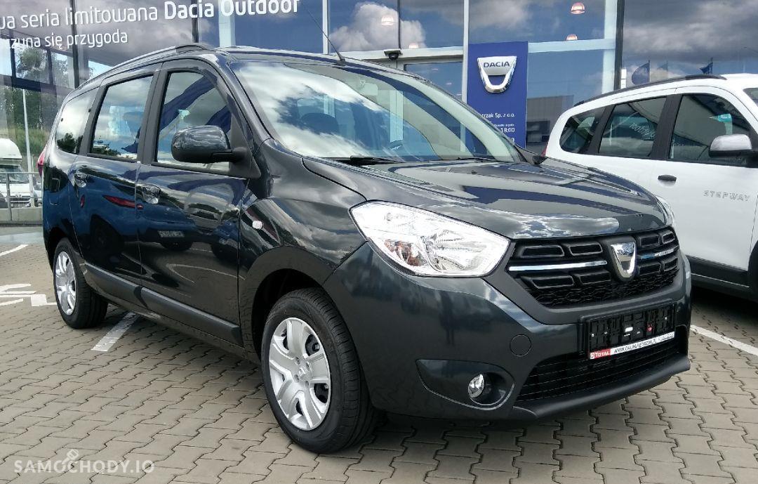 Dacia Lodgy Laureate SCe 100 7 miejsc OD RĘKI 1