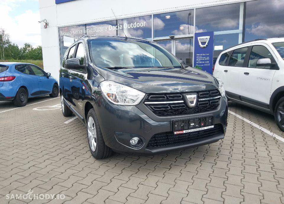 Dacia Lodgy Laureate SCe 100 7 miejsc OD RĘKI 7