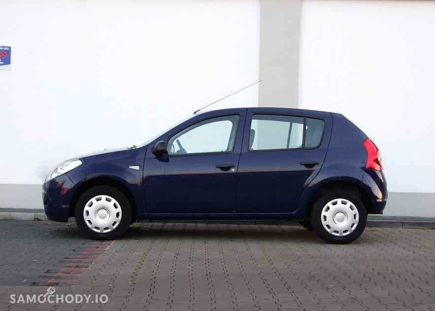 Dacia Sandero 1.4 MPi / Super Stan / 126tys przebieg / Gwarancja 11