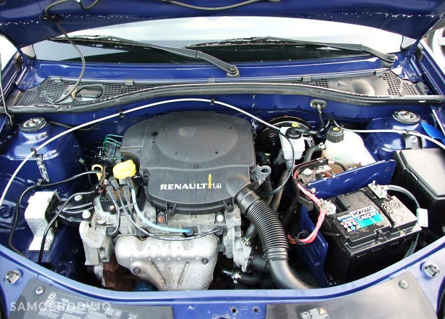Dacia Sandero 1.4 MPi / Super Stan / 126tys przebieg / Gwarancja 56