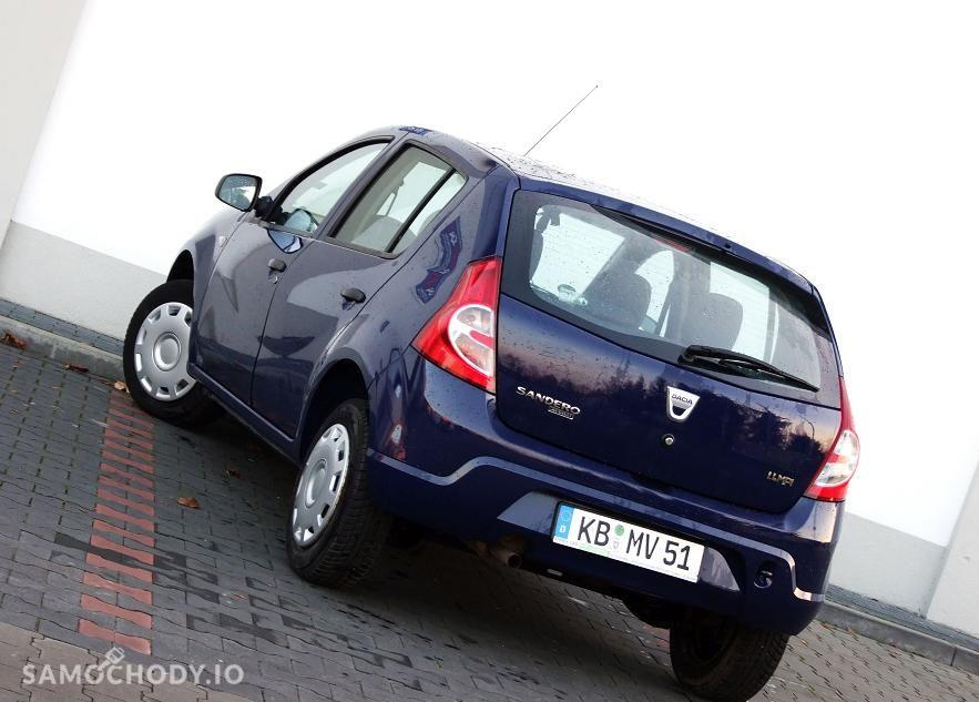 Dacia Sandero 1.4 MPi / Super Stan / 126tys przebieg / Gwarancja 4