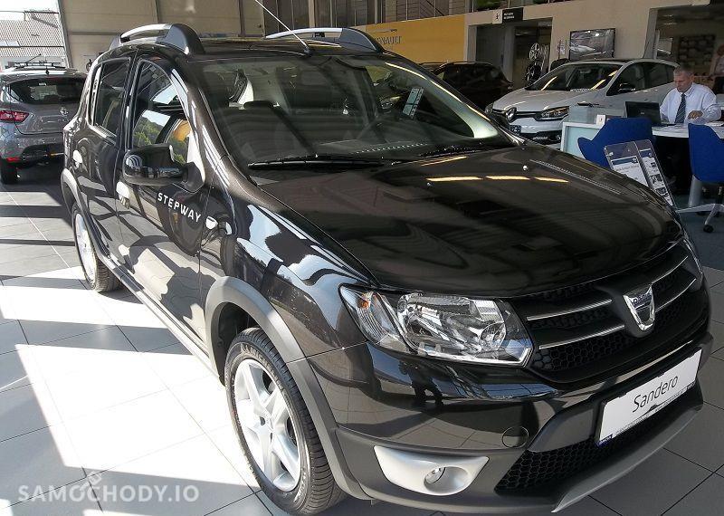 Dacia Sandero Stepway nowa DACIA SANDERO STEPWAY już od 46000zł dzwon 728,437,985marcin 29