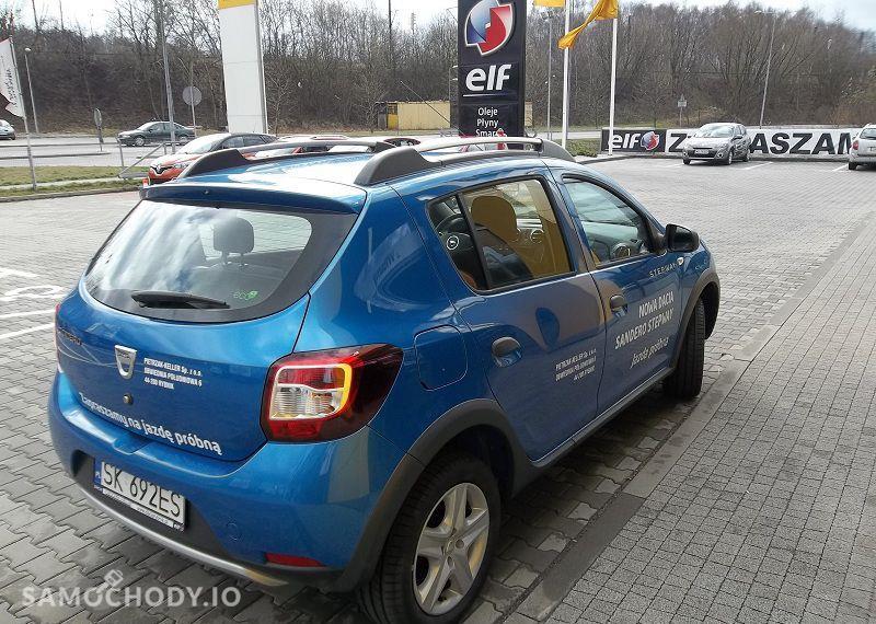 Dacia Sandero Stepway nowa DACIA SANDERO STEPWAY już od 46000zł dzwon 728,437,985marcin 11