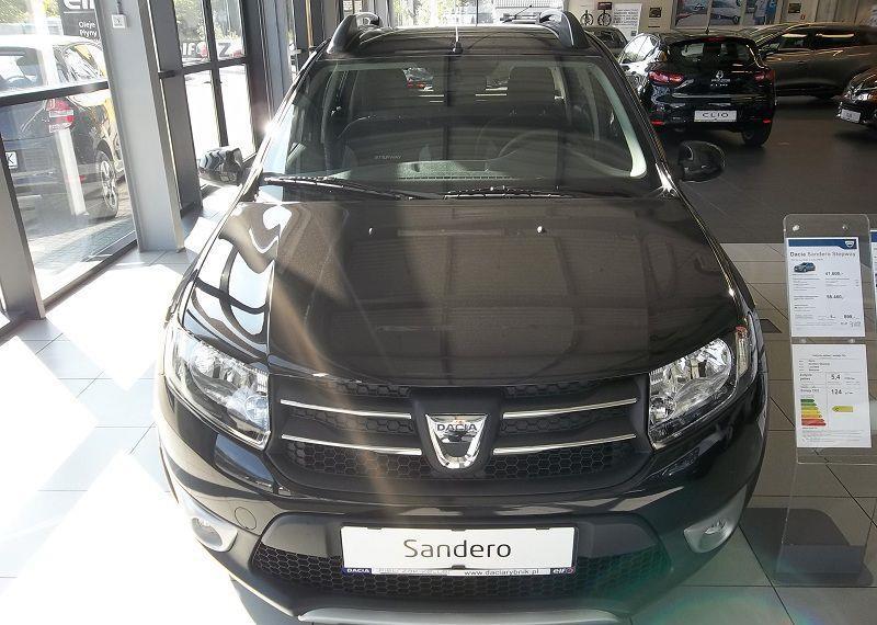 Dacia Sandero Stepway nowa DACIA SANDERO STEPWAY już od 46000zł dzwon 728,437,985marcin 22
