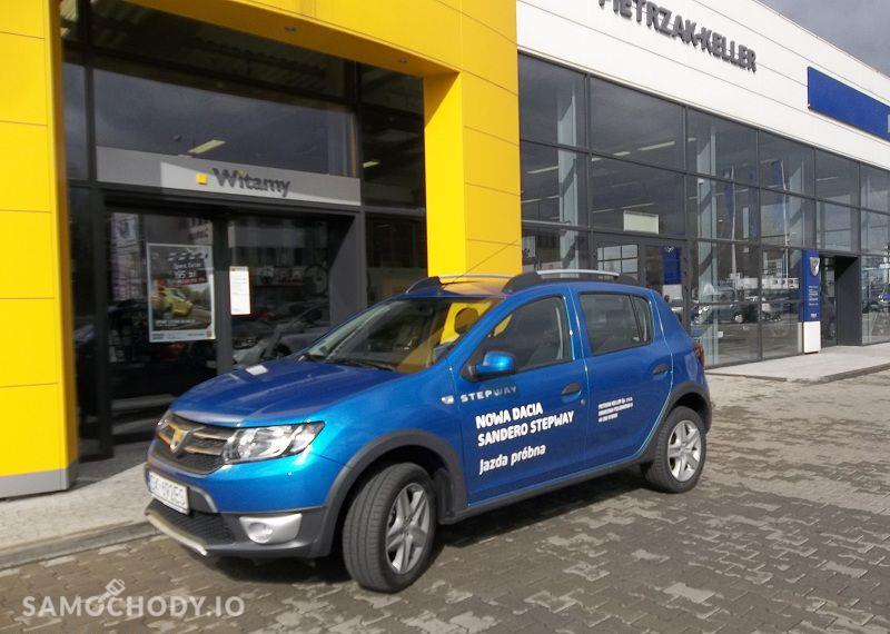 Dacia Sandero Stepway nowa DACIA SANDERO STEPWAY już od 46000zł dzwon 728,437,985marcin 4