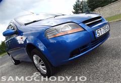 daewoo kalos z sekwencyjnym gazem 2 letnim ekonomiczny hatchback