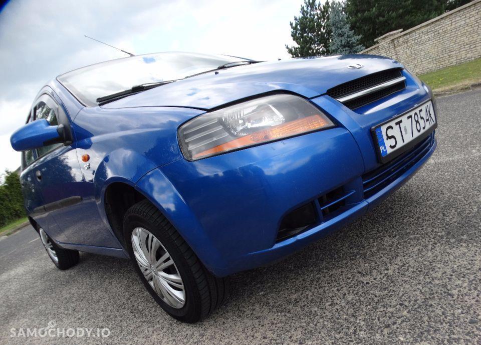 Daewoo Kalos z sekwencyjnym gazem 2 letnim ekonomiczny hatchback 1