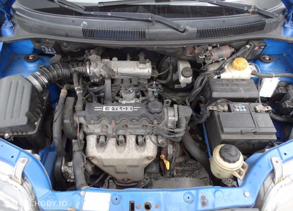Daewoo Kalos z sekwencyjnym gazem 2 letnim ekonomiczny hatchback 56