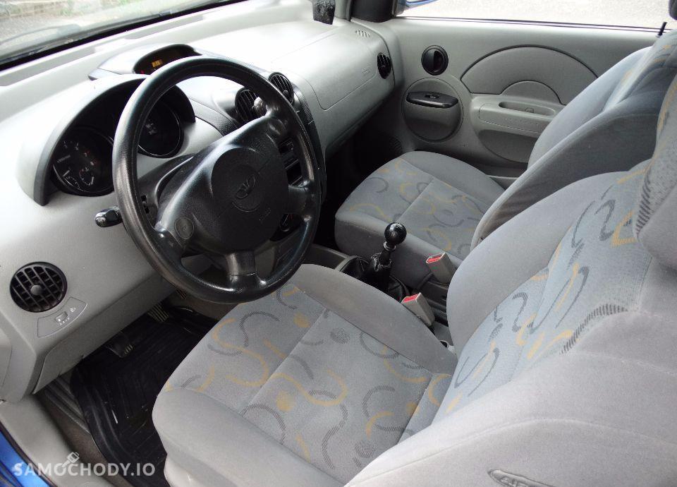 Daewoo Kalos z sekwencyjnym gazem 2 letnim ekonomiczny hatchback 22