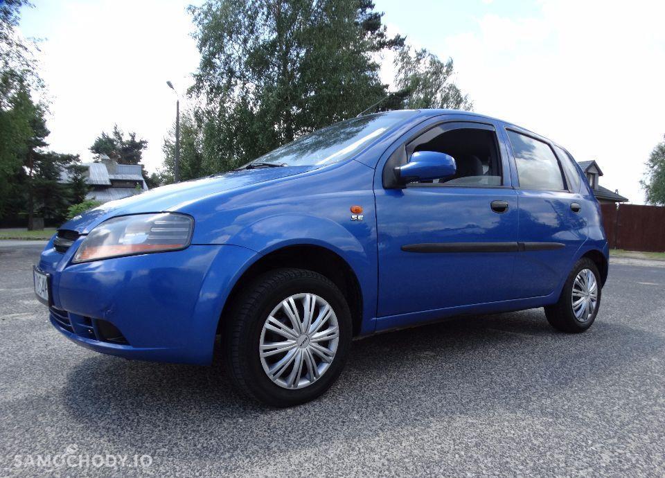 Daewoo Kalos z sekwencyjnym gazem 2 letnim ekonomiczny hatchback 29
