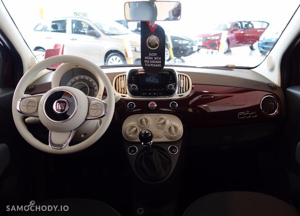 Fiat 500 Pop 1.2 8v 69KM Auto Plus Gdańsk 2017 0 km 37